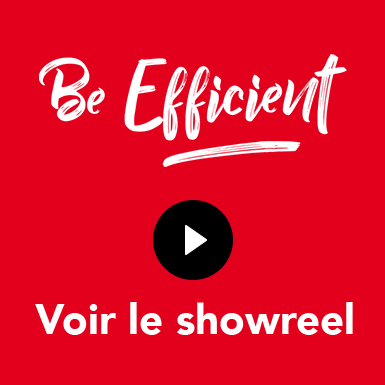 Be Efficient