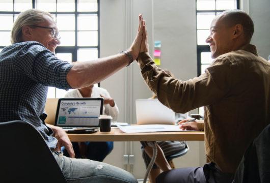 Le mieux-être au travail : un business à part entière