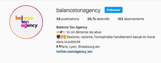 @balancetonagency : le compte Instagram qui secoue le monde de la publicité